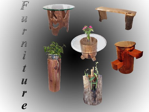 Heartwood Drums Cuts Concentric Cylinders From Solid Logs To Create Sets Of  Solid Hollowed Wood Cylinders